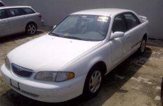 2001 Mazda 626 White for sale