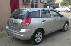 Clean Toyota Matrix 2003 silver for sale
