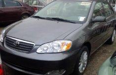 Toyota Corolla 2005 Grey for sale
