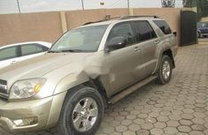 Toyota 4-Runner 2004 Petrol Automatic Gold for sale