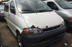 2006 Toyota HiAce Manual Petrol well maintained for sale