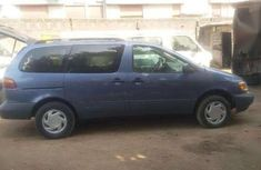 Toyota Sienna 1998 Model Nigeria Used Clean FOR SALE