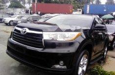Toyota Highlander 2015 Automatic Petrol ₦17,500,000 for sale