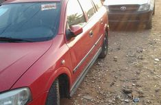 Opel Astra 1999 Red FOR SALE