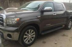 2010 Toyota Tundra double cabin leather FOR SALE
