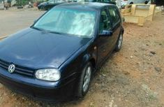 Clean Volkswagen 2001 black for sale