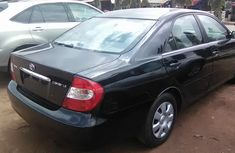 Foreign used Toyota Camry 2005 grey for sale