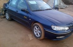Peugeout 406 2007 blue for sale