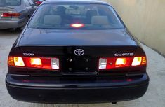 Sharp Toyota Camry 2001 black for sale
