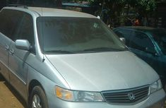 Clean Honda Odyssey 2004 Silver For Sale