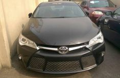 Toyota Camry 2015 Petrol Automatic Black for sale