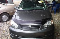 Toyota Corolla 2003 Grey for sale in a very good condition buy and drive