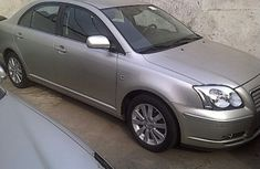 2004 Toyota Avensis Grey FOR SALE