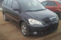 2003 Clean Tokunbo Toyota Avensis Black for sale