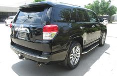 Toyota 4runner Jeep 2011 Black for sale