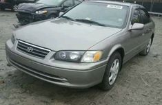 Very neat Toyota Camry 2002 Grey for sale