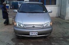 Clean Toyota Sienna 2003 silver for sale