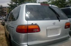 Toyota Sienna 1999 Petrol Automatic Grey/Silver for sale