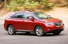 2010 Lexus RX 350 review: Price in Nigeria, Model, Problems, Interior, Specs & More