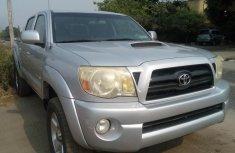 Toyota Tacoma 2006 Petrol Automatic Grey/Silver for sale