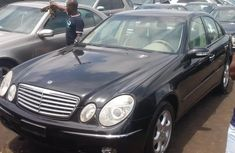 Almost brand new Mercedes-Benz E240 Petrol 2007 for sale