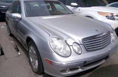 2005 Mercedes-Benz E320 Petrol Automatic for sale