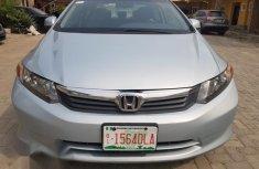 Honda Civic LX 2012 Silver for sale