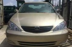 2002 Gold Camry For sale