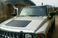 Tokunbo Hummer H3 2007 Gold FOR SALE