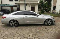 Mercedes-Benz E420 2015 for sale