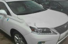 2010 Lexus RX Automatic Petrol well maintained for sale