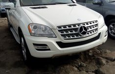 2011 Mercedes-Benz ML350 Automatic Petrol well maintained for sale
