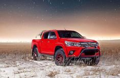 Toyota Hilux 2017 Review: Price, Model, Interior, Engine & More