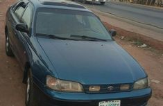 A Perfect Clean Toyota Carina 2000 Blue For Sale