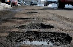 5 parts of your car most vulnerable to potholes