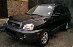 Almost brand new Hyundai Santa Fe Petrol 2003 for sale
