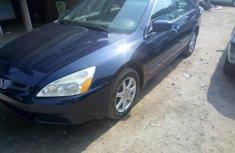 Honda Accord 2003 like new for sale