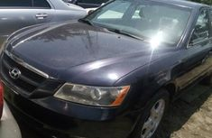 Hyundai Sonata 2003 Petrol Automatic Blue for sale