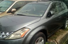 Nissan Murano 2005 Petrol Automatic Grey/Silver for sale