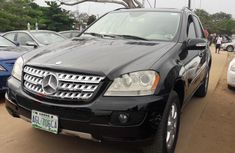 2007 Mercedes-Benz ML350 for sale in Lagos