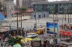 Ikeja's New Garage Motor Park gets a completely new look