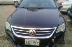 Nigerian Used Volkswagen CC 2010 Black for sale
