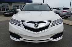 Good used 2012 White Acura MDX for sale