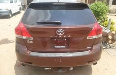 TOYOTA VENZA 2009 Brown for sale