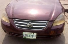 Nissan Altima 2002 Brown FOR SALE