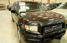 Honda Ridgeline 2009 Black FOR SALE