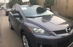 Cheapest Tokunbo Mazda Cx7 2007 Gray FOR SALE