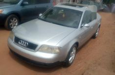 Audi A6 2000 Silver for sale