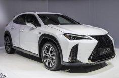 [Photo] Lexus UX 2019 revealed
