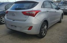 Clean direct tokumbo Hyundai Elantra GT 2012 Silver for Sell.